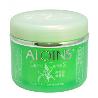 ALOINS EAUDE CREAM / Крем для тела с экстрактом алоэ (без аромата)